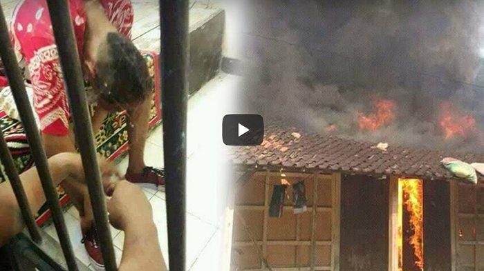 Remaja di Ponorogo Bakar Rumah Orangtuanya hingga Ludes karena Masalah Sepele