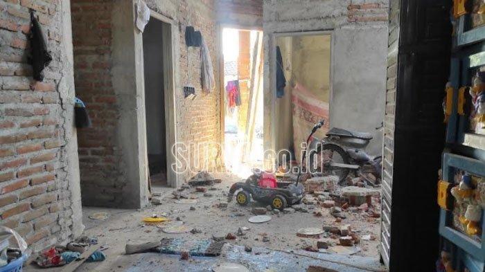 Kondisi Kakak Adik yang Tewas Terkena Ledakan Petasan Rakitan di Ponorogo, Polisi: Tubuhnya Hancur