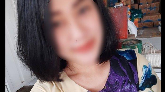 Seorang perawat bernama Eva Sofiana Wijayanti (35) yang menjadi korban pembakaran hidup-hidup oleh orang tak dikenal di Malang, Senin (3/5/2021).