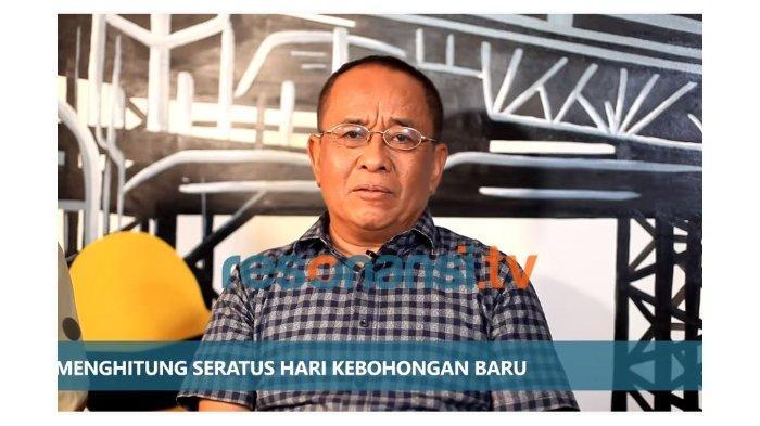 Kritik Keras Said Didu Wacana Pajak Sembako: Saya Curiga DPR Tolak di Awal Ujung-ujungnya Setuju