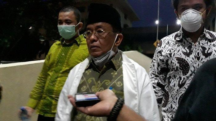 Dikabarkan Dapat Dukungan dari 871 Purnawirawan TNI, Said Didu: Saya Tidak Tahu soal Itu