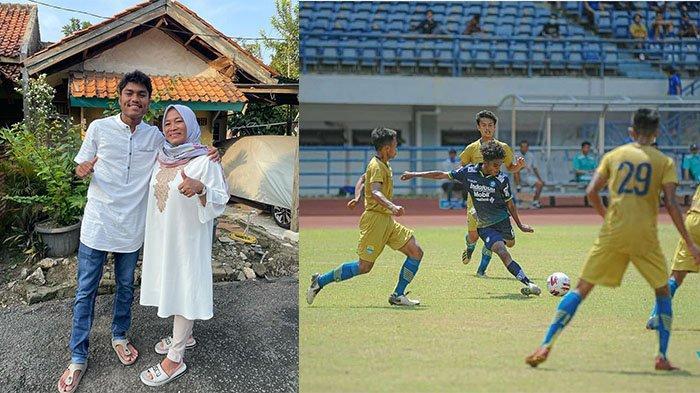 Rahasia Latihan Mandiri ala Gelandang Muda Persib Bandung Saiful selama PPKM: Badan Masih Segar