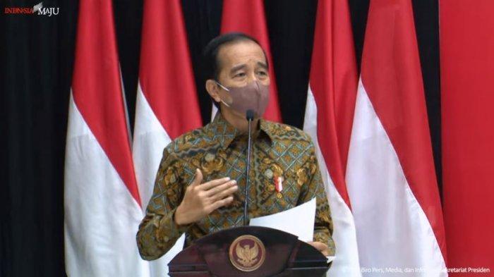 Berpesan ke Rektor, Jokowi Singgung Mahasiswa Rawan Penyakitan: Mohon Maaf Saya Ingat di UGM