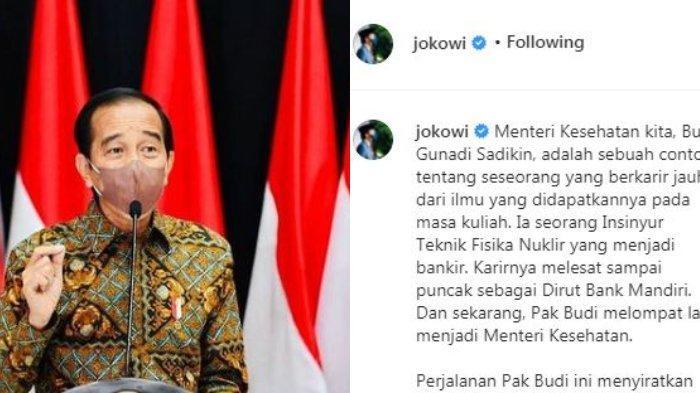 Sambutan Presiden RI Joko Widodo (Jokowi) pada Pertemuan Majelis Rektor Perguruan Tinggi Negeri Indonesia, 13 Sept 2021.