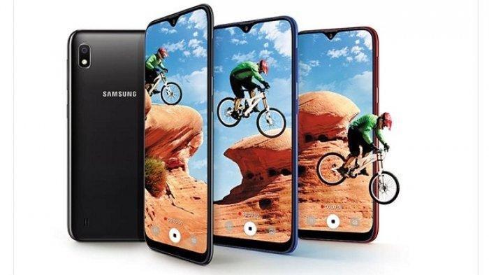 Harga HP Samsung Bulan Januari 2021, Galaxy A10s Dibanderol dengan Harga Rp 1 Jutaan