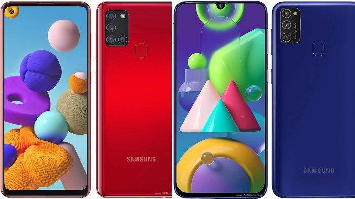 Harga Samsung mulai Rp 1 jutaan hingga Rp 2 jutaan