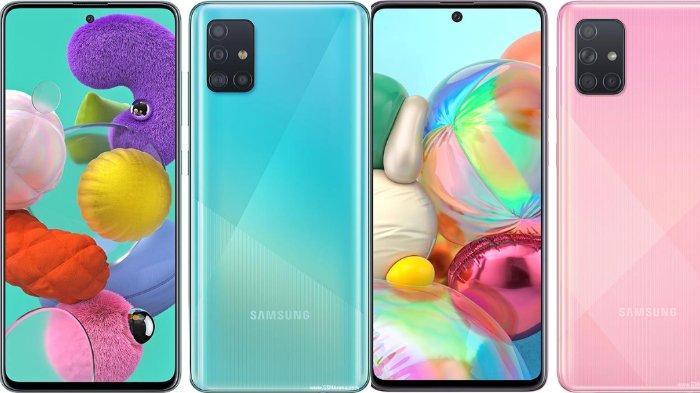Cek Update Harga Samsung Oktober 2020, Galaxy A51 Rp 4 Jutaan hingga Galaxy S10e Rp 10 Jutaan