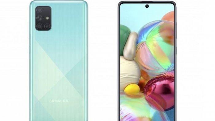 Daftar Harga HP Samsung Terbaru Bulan Februari 2021, Galaxy M11 Rp 1 Jutaan, Galaxy A71 Rp 5 Jutaan