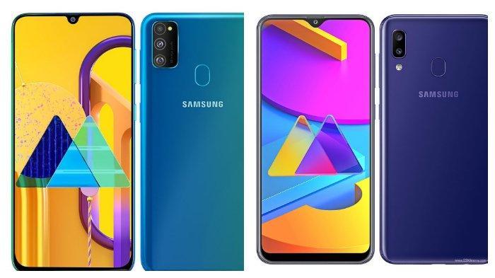 Dirilis September 2019, Berikut Ini Perbandingan Spesifikasi Samsung Galaxy M30s dan M10s