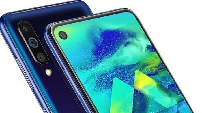Baru Saja Rilis Juni 2019, Ini Spesifikasi Lengkap Samsung Galaxy M40, Lihat Keunggulan Kameranya
