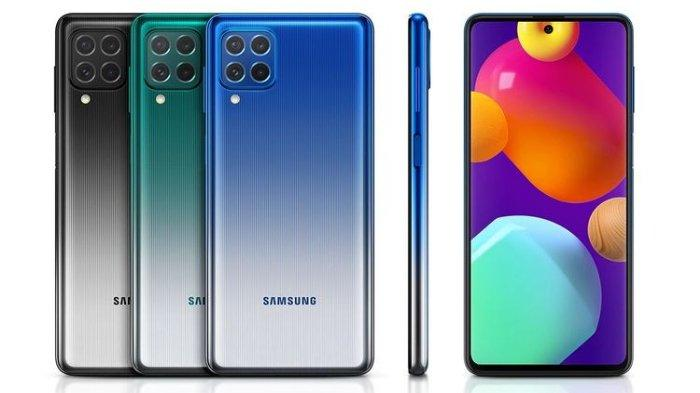 Samsung Galaxy M62.