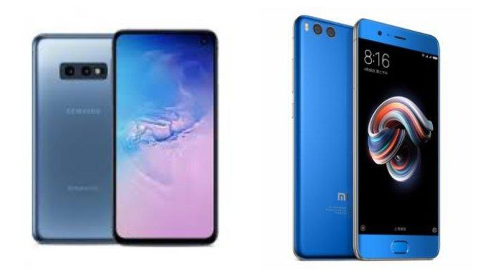 Xiaomi Mi Note 10 Rilis November 2019, Ini Beda Spesifikasinya dengan Samsung Galaxy S10 Lite