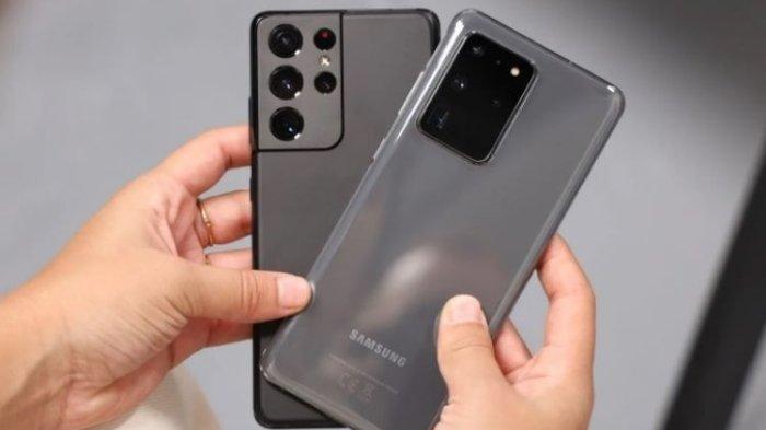 Update Daftar Harga HP Samsung Bulan Februari 2021: Galaxy A02s, Galaxy S21 Ultra, Galaxy Z Fold2