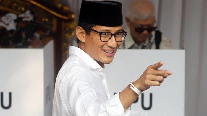 Neta S Pane Klaim Dapat Info A1 soal Kemungkinan Sandiaga Uno Bakal Jadi Menteri Jokowi