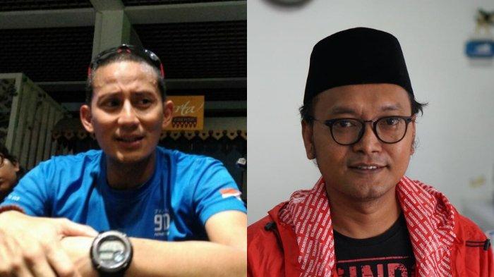 Guntur Romli Bahas Mahar Rp 500 Miliar dari Sandiaga Uno, Gerindra: Biar Itu Menjadi Urusan Kami