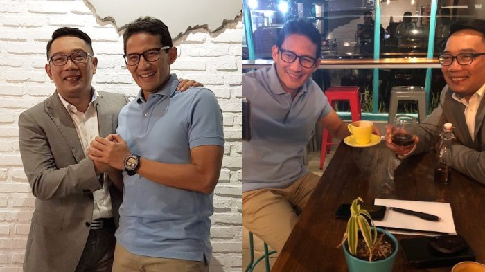 Menilik Kedai Kopi yang Jadi Lokasi Pertemuan Ridwan Kamil dan Sandiaga, Harga Menunya Terjangkau