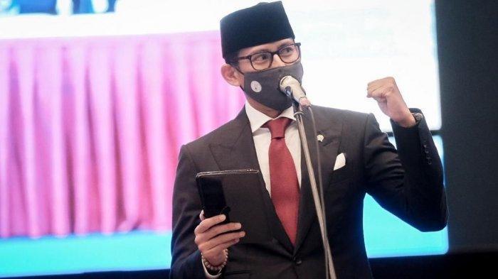 Saat Sandiaga Uno Ngaku Ingin Tantang Prabowo Tanding Basket, Denny Sumargo Terbahak: Serius?
