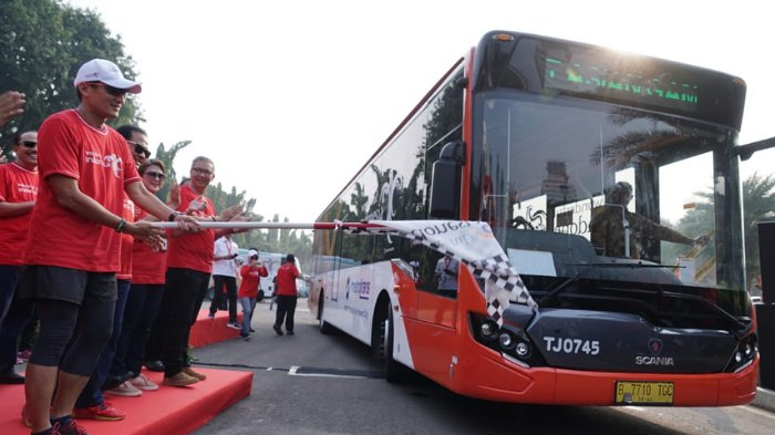 Jumlah Penumpang Bus di Liburan Akhir Tahun 2018 Diprediksi Turun 5,66 Persen