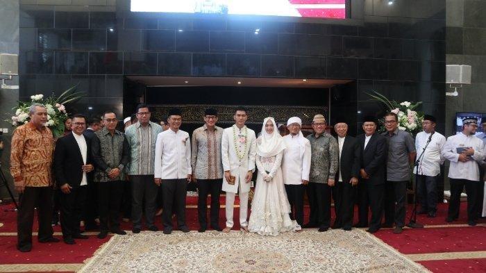 Alzindani Nikahi Putri Aa Gym secara Sederhana, Hanya Undang 3 Teman Saja meski Punya 5 Perusahaan