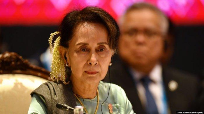 Tak Hadir di Pengadilan, Aung San Suu Kyi Alami Mabuk Perjalanan
