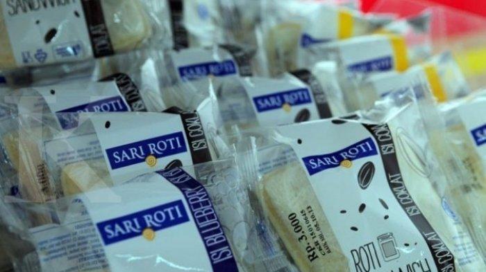 Tanggapan Sari Roti Terkait Denda Rp 2,8 Miliar