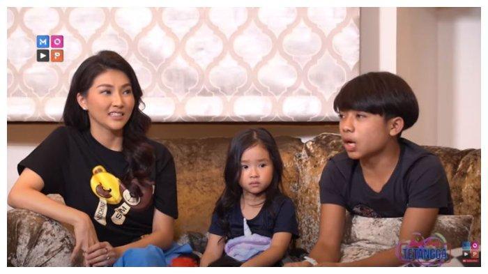 Betrand Peto Mengaku Sering Habiskan Makanan Ibunya, Sarwendah: Onyo Kan Masih Pertumbuhan