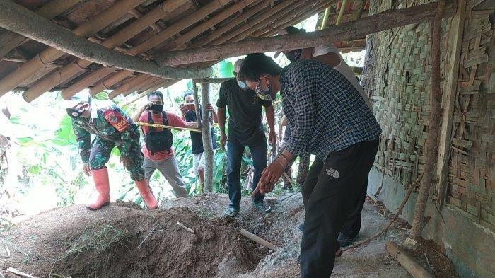 Motif Pembunuhan Tukang Kredit di Sukabumi, Pembantu Sakit Hati hingga Kubur Korban di Septic Tank