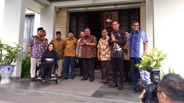 Andi Arief Bocorkan Isi Pertemuan antara SBY dan Prabowo-Sandi: Jangan Bingungkan Rakyat