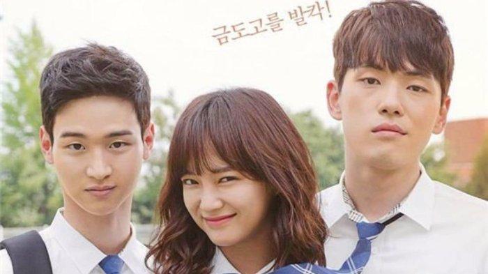 Kim Sejeong, Kim Jung Hyun, dan Jang Dong Yoon