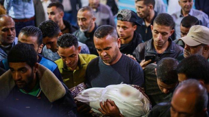 20 Orang Tewas dalam Serangan Udara Israel setelah Hamas Menembakkan Roket, 9 di Antaranya Anak-anak