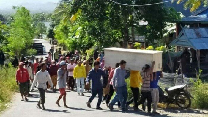 Kasus Bongkar Peti Jenazah Pasien Covid-19 di Jeneponto, Polisi Periksa 7 Saksi