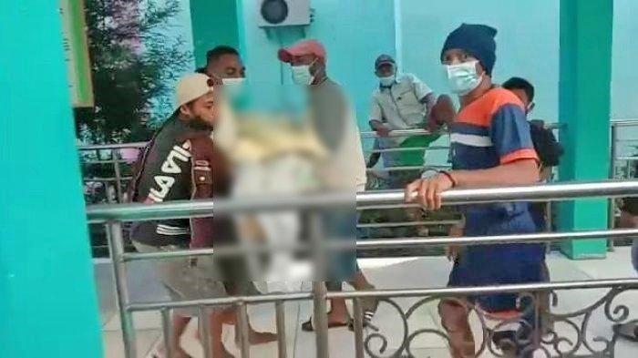 Detik-detik Jenazah Pasien Covid-19 di Maluku Diambil Paksa Keluarga, Sejumlah Warga Mengamuk di RS