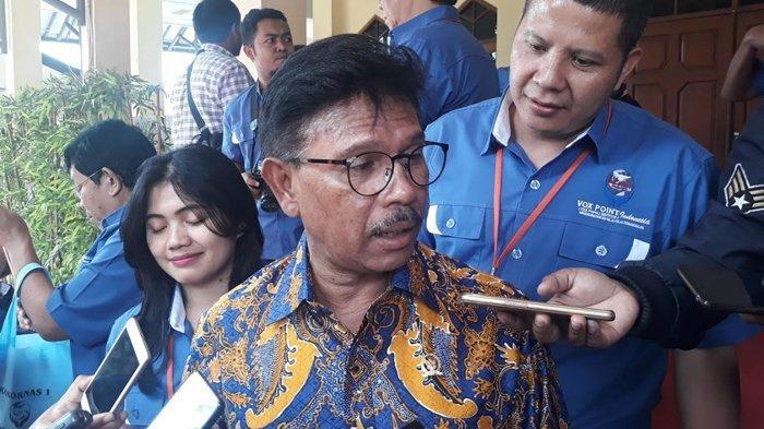 Tak Terlalu Bahas Jatah Menteri saat Temui Jokowi, Johnny Plate: NasDem Beri Dukungan Tanpa Syarat