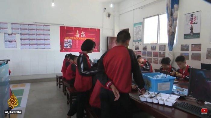 Lebih dari 100 Kasus Covid-19 Dilaporkan China dalam 4 Hari, Diduga Berasal dari Orangtua Murid SD
