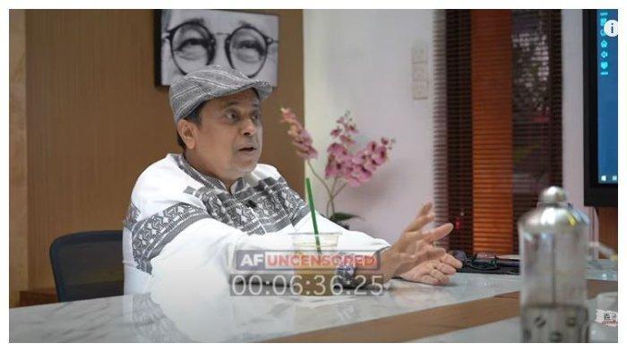 Tegaskan Bahwa Dirinya Bukan Anggota FPI, Haikal Hassan: Sorry Saya Buka-bukaan
