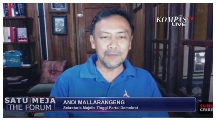 Ditawari Gabung Partai Demokrat Versi KLB, Andi Mallarangeng: Pak Moeldoko Ini Blunder Besar