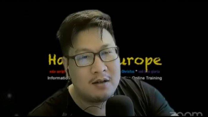 Tak Cuma Ngaku Nabi, Jozeph Paul Zhang Sering Buat Webinar tentang Kebencian terhadap Islam