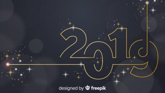 15 Ucapan Tahun Baru 2019 Bahasa Inggris Dan Artinya Cocok Pasang