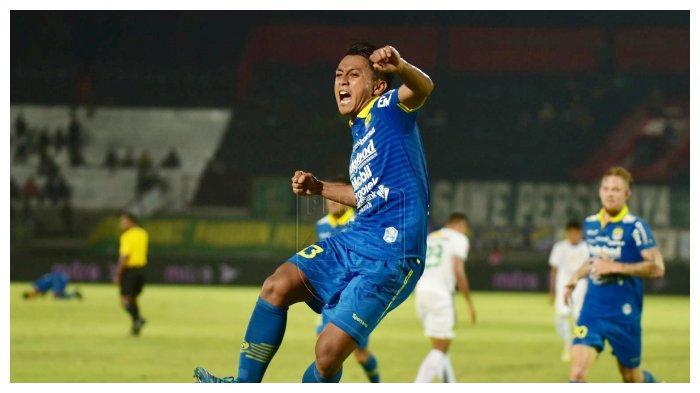 Persebaya, Persipura dan Sriwijaya Jadi Tim Korban Ganasnya Winger Persib Bandung, Persija?