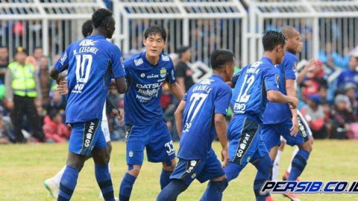 Jelang Kompetisi Liga 1 Indonesia 2018 Dimulai, Persib Bandung akan Memperkenalkan Skuat Intinya