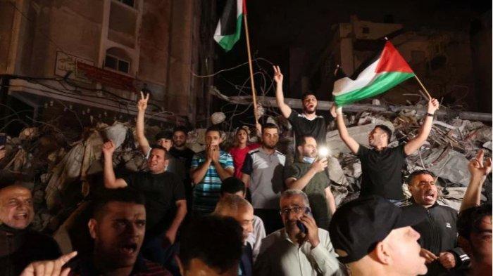 Gencatan Senjata Disepakati Israel dan Hamas setelah 11 Hari Konflik di Gaza, Ini Faktanya