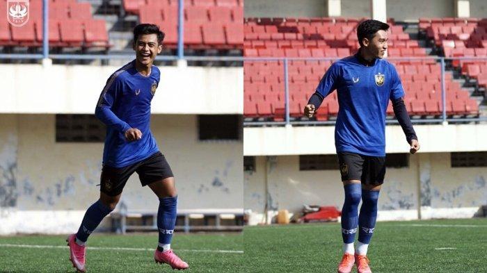 Septian David dan Pratama Arhan mendapat panggilan Timnas Indonesia.
