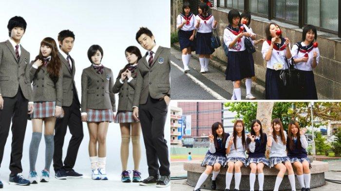 Seragam Sekolah Swasta 32