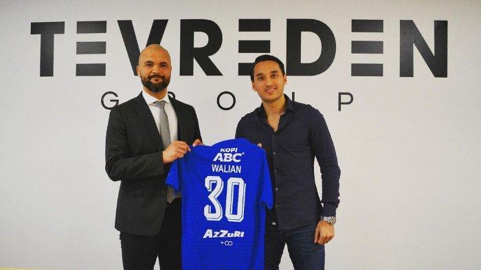 Pensiun sebagai Pemain Sepak Bola, Eks Persib Bandung Sergio van Dijk Geluti Bisnis Baru