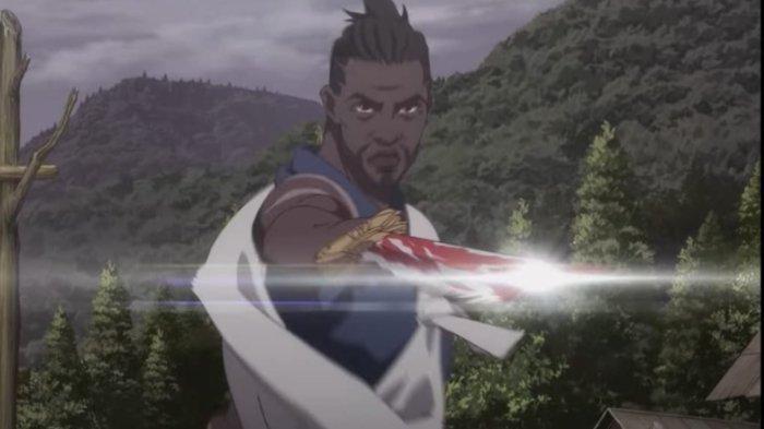 Baru di Netflix, Sinopsis Anime Jepang Yasuke, Kisah Black Samurai Asal Afrika yang Legendaris
