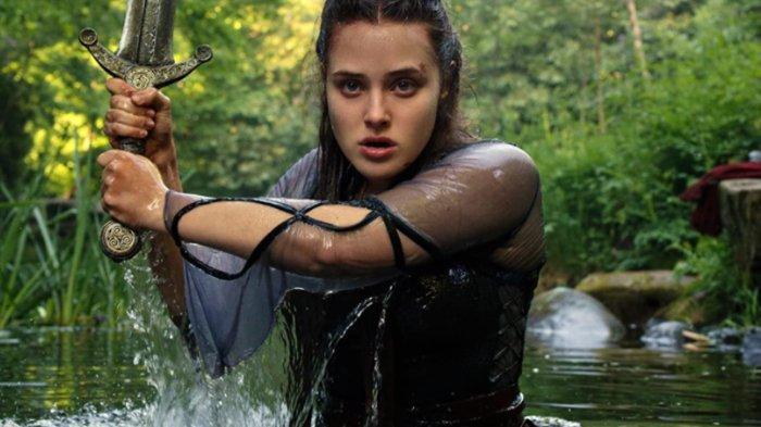 Sinopsis Serial Cursed Tayang di Netflix, Kisah Penyihir Muda dalam Perjalanan Mencari Pedang Antik