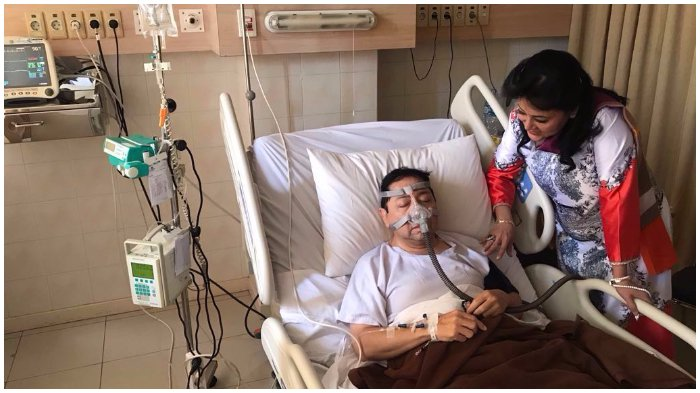 Foto Novanto Sakit Dijadikan Meme Lelucon, Begini Kata Fadli Zon