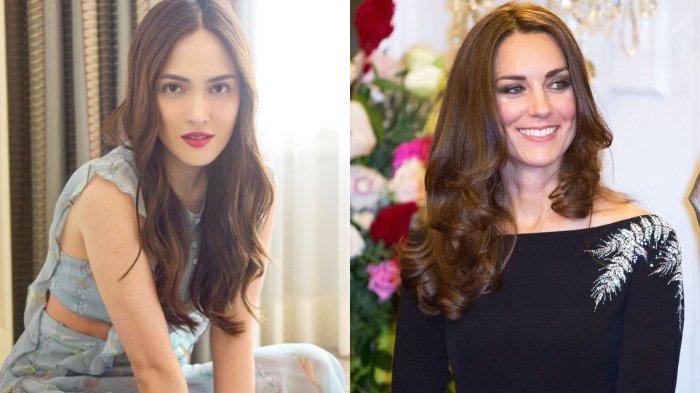 Ketika Shandy Aulia dan Kate Middleton Pakai Dress Sama, Kamu Suka Gaya Siapa?