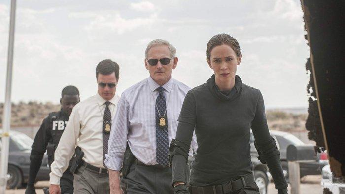 Sinopsis dan Jadwal Film 'Sicario' Kisahkan Agen FBI, di Bioskop TRANS TV Hari Ini Pukul 21.30 WIB