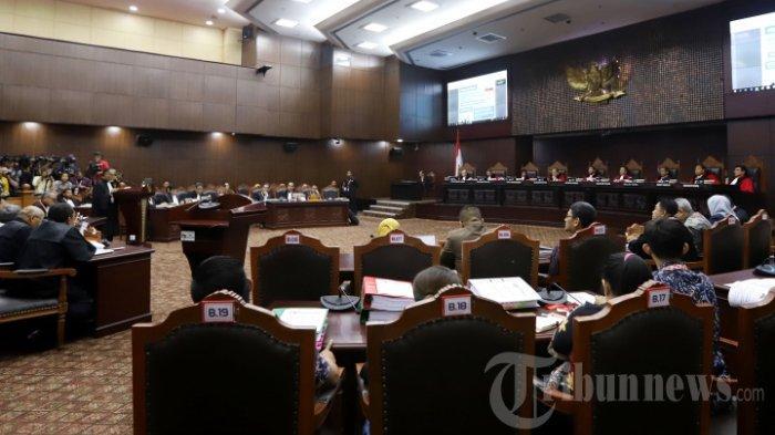 KPU Berharap Permohonan Prabowo-Sandiaga Ditolak: Semua Pihak Harus Mematuhi Hukum